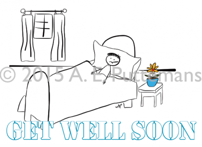 Get Well Soon - Boy