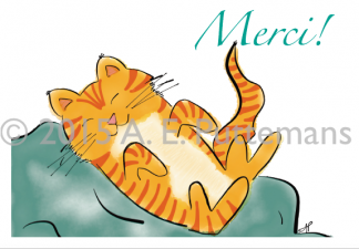 Merci - Chaton