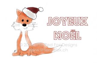 Christmas Fox (FR)