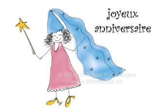 Birthday Fairy (FR)
